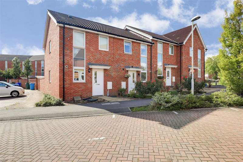 2 Bedrooms End Of Terrace House for sale in Pearl Walk, Sittingbourne