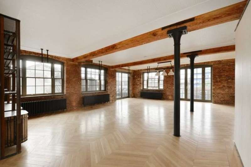 3 Bedrooms Flat for rent in Belmont Street, London, NW1