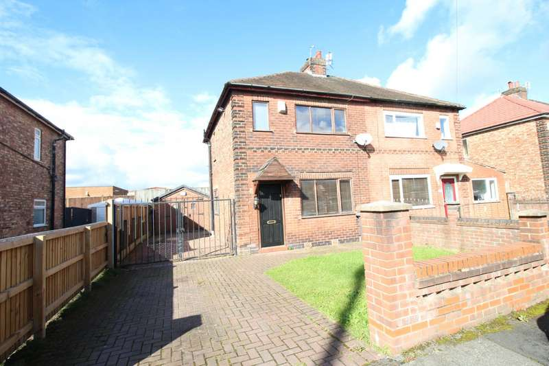 2 Bedrooms Semi Detached House for sale in Hazel Avenue, Little Hulton, M38
