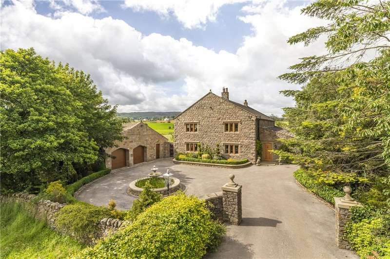 5 Bedrooms Unique Property for sale in Old Crook Carr Farm, Gisburn Road, Bracewell, Barnoldswick