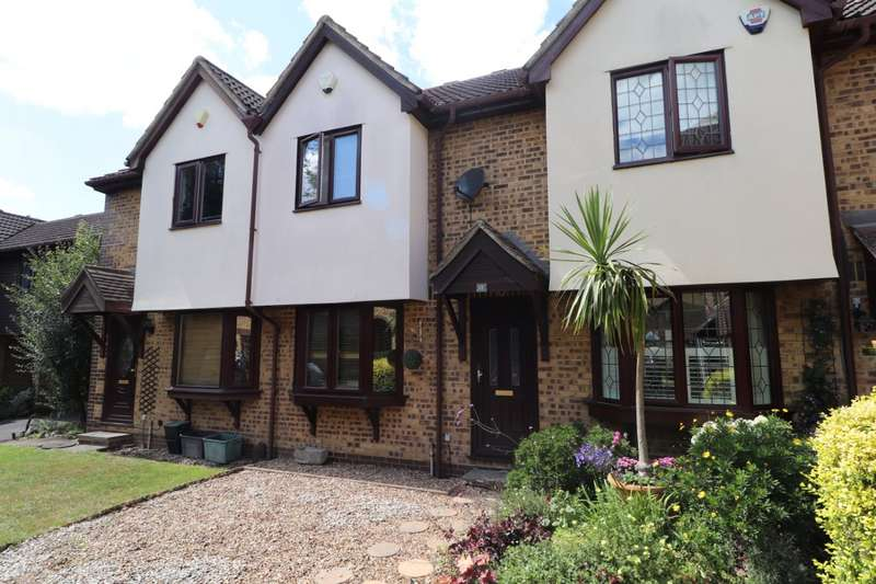2 Bedrooms Terraced House for sale in Turners Meadow Way, Beckenham, BR3