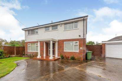 4 Bedrooms Detached House for sale in Shore Green, Thornton-Cleveleys, Lancashire, ., FY5