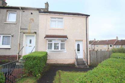 2 Bedrooms End Of Terrace House for sale in Drumpellier Place, Baillieston, Glasgow, Lanarkshire