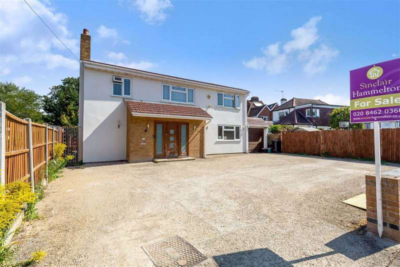 3 Bedrooms Detached House for sale in Hawes Lane, West Wickham