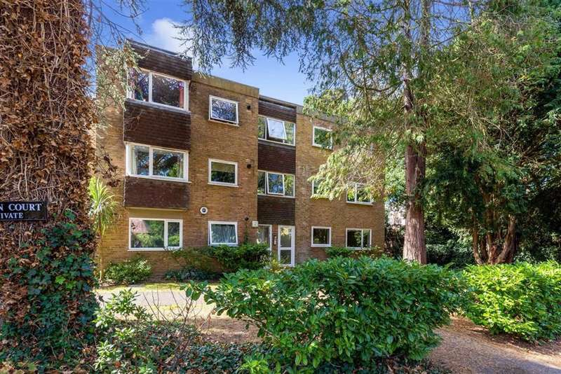 2 Bedrooms Flat for sale in Eaton Court Kemnal Road, Chislehurst, Kent