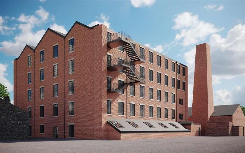 1 Bedroom Apartment Flat for sale in Chapel Lane, Galgate, Lancaster