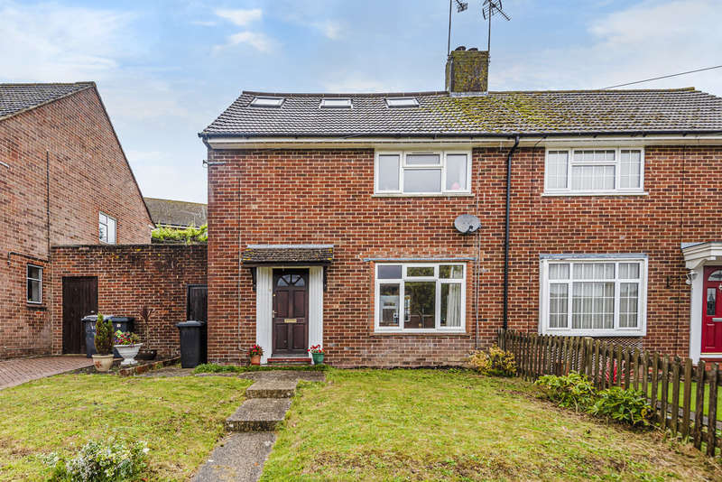 3 Bedrooms Semi Detached House for sale in Westman Road, Winchester