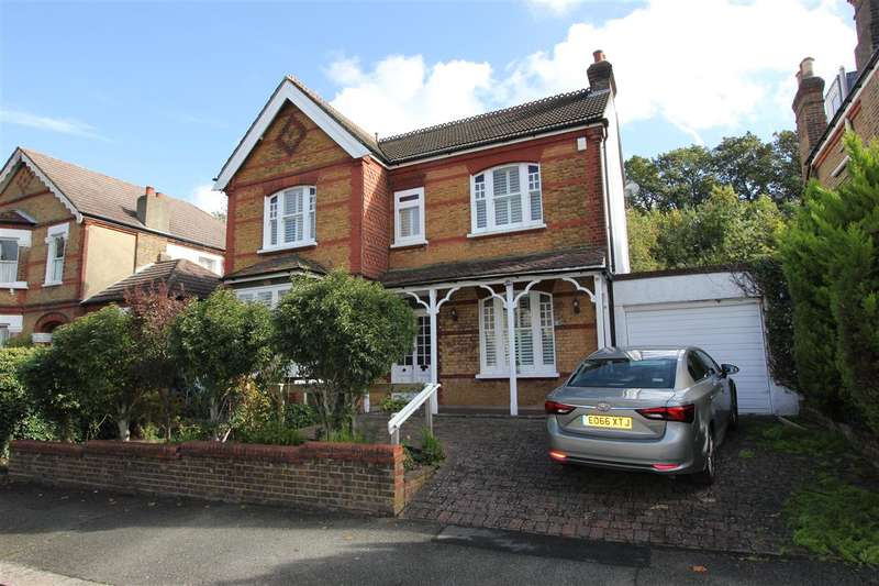 4 Bedrooms Detached House for sale in Dornton Road, South Croydon