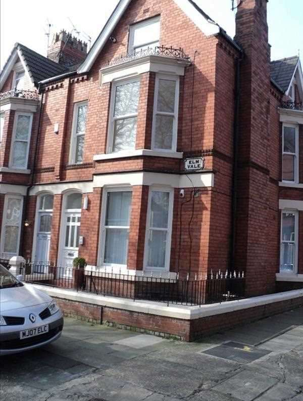 5 Bedrooms Terraced House for sale in Elm Vale, Liverpool