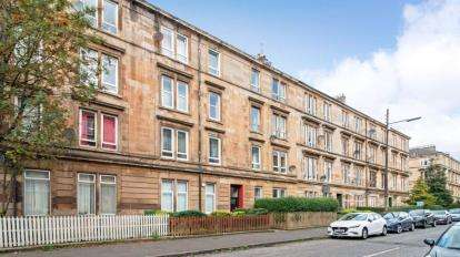 2 Bedrooms Flat for sale in Meadowpark Street, Dennistoun