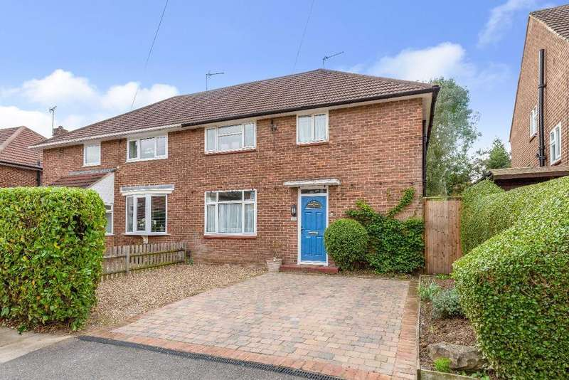 3 Bedrooms Semi Detached House for sale in Amherst Drive, Orpington, Kent, BR5 2HQ