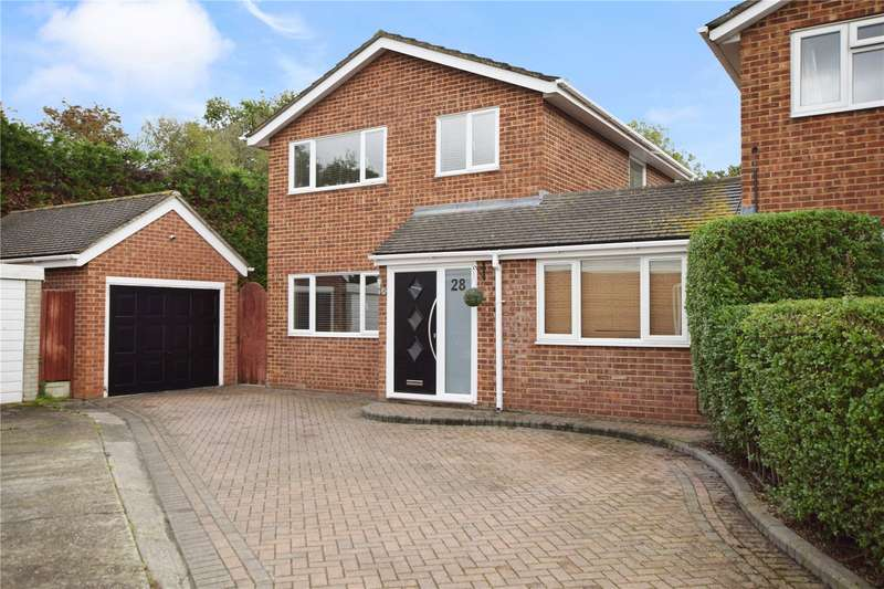 3 Bedrooms Link Detached House for sale in Downleaze, South Woodham Ferrers, Essex, CM3