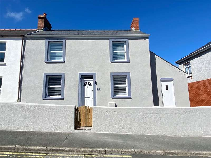 2 Bedrooms Semi Detached House for rent in Upper Hill Street, Hakin, Milford Haven