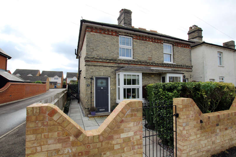 3 Bedrooms Semi Detached House for sale in Gower Road, Royston