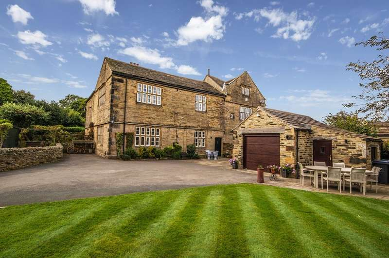 4 Bedrooms House for sale in Clough Road, Flockton, Wakefield