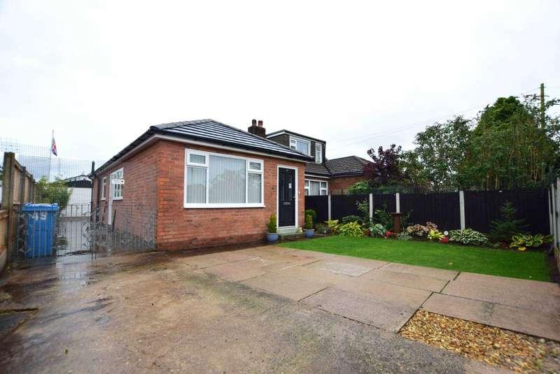 3 Bedrooms Semi Detached Bungalow for sale in Lamaleach Drive, Freckleton, PR4 1AJ