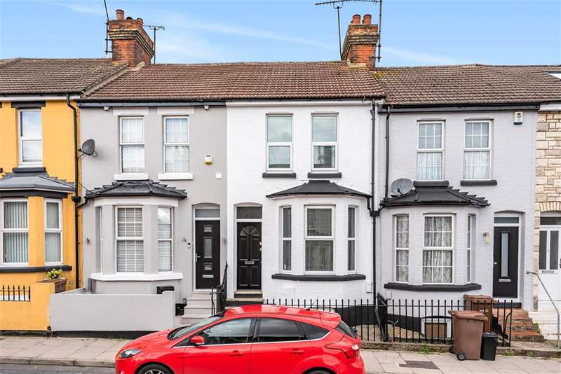 2 Bedrooms Terraced House for sale in St. Marys Road, Gillingham
