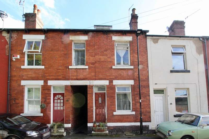 4 Bedrooms Terraced House for sale in Brooklyn Place, Sheffield, South Yorkshire, S8
