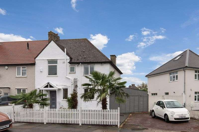 3 Bedrooms Property for sale in Manor Way, Bromley