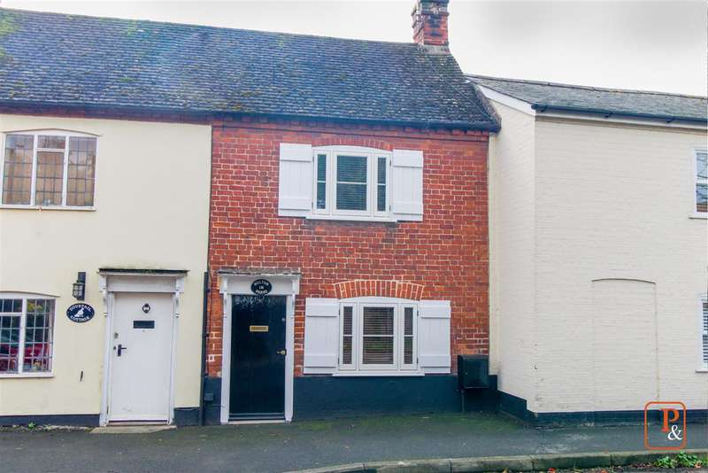 3 Bedrooms Cottage House for sale in Multum In Parvo, Upper Street, Stratford St Mary, Colchester, CO7