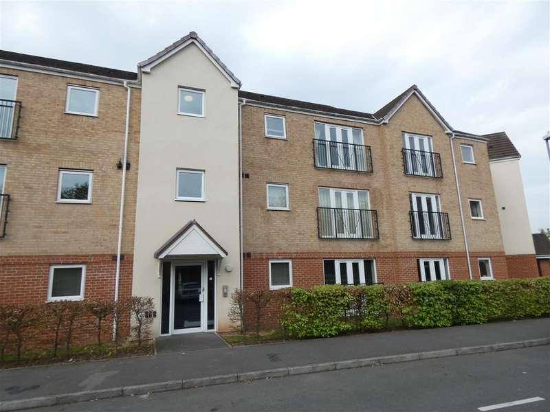 2 Bedrooms Apartment Flat for rent in Balmoral Way, Yardley Wood, Birmingham