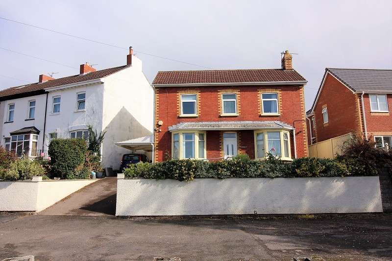 3 Bedrooms Detached House for sale in Station Road, Caldicot