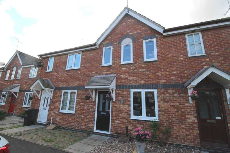 3 Bedrooms Terraced House for sale in Doubleday Drive, Heybridge