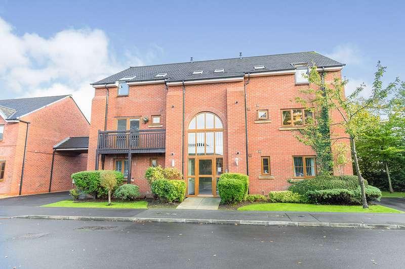 2 Bedrooms Apartment Flat for sale in Abbotts Close, Walton-le-Dale, Preston, PR5