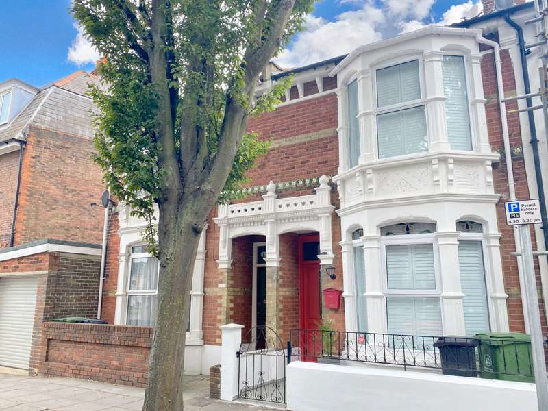 3 Bedrooms House for sale in Frensham Road, Southsea, Hampshire, PO4