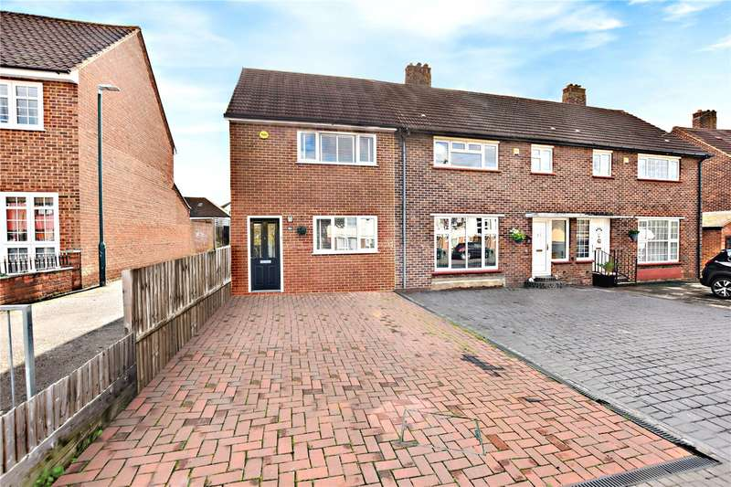 2 Bedrooms End Of Terrace House for sale in Stansted Crescent, Bexley, Kent, DA5