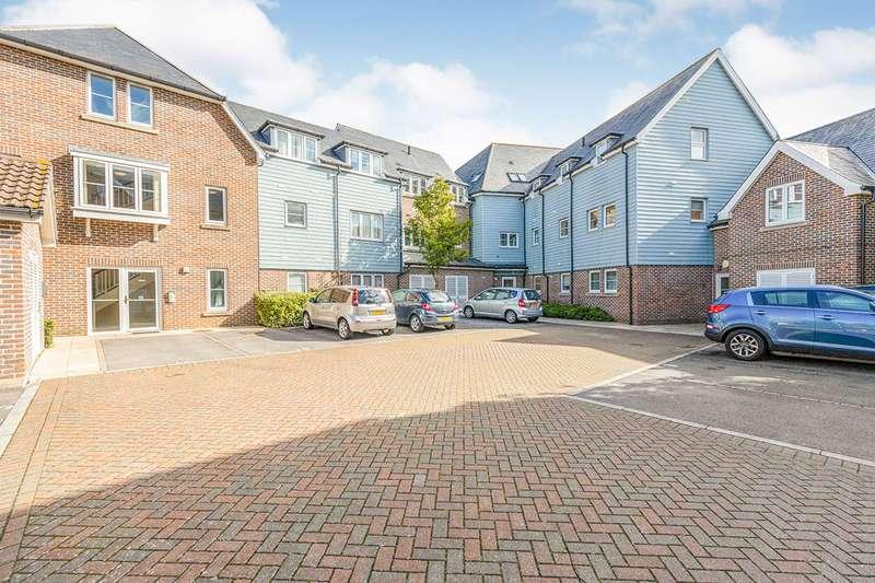 1 Bedroom Apartment Flat for sale in Broadacre Place, Fareham, Hampshire, PO14