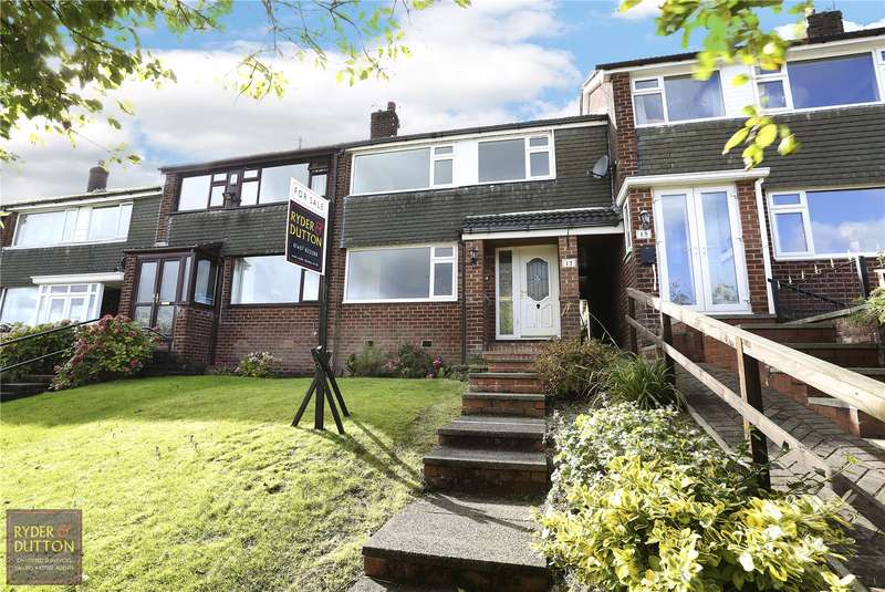 3 Bedrooms Terraced House for sale in Cherry Tree Walk, Mossley, OL5