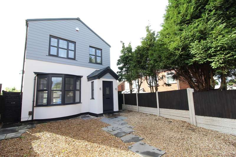 2 Bedrooms Detached House for sale in Highfield Avenue, Whelley, Wigan.