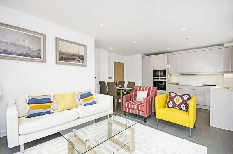 2 Bedrooms Flat for rent in Lismore Boulevard, Barnet, NW9