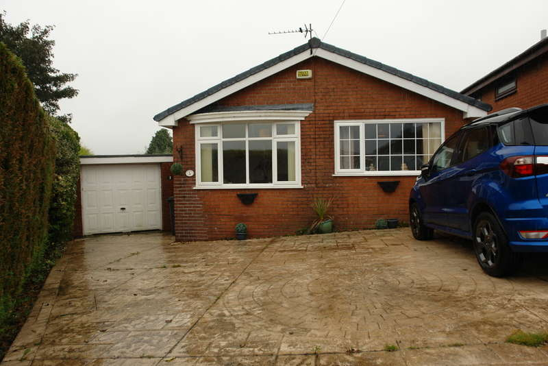 2 Bedrooms Detached Bungalow for sale in Staveley Close, Shaw