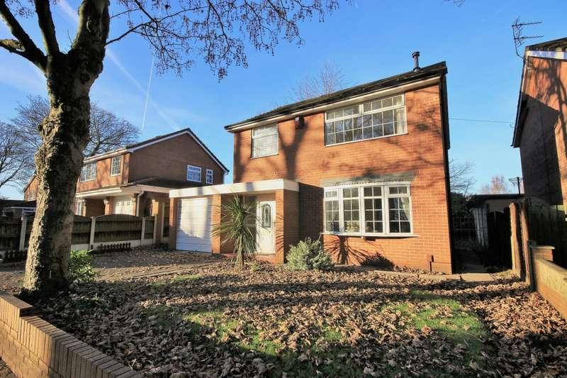 3 Bedrooms Detached House for rent in Billinge Road Highfield Wigan