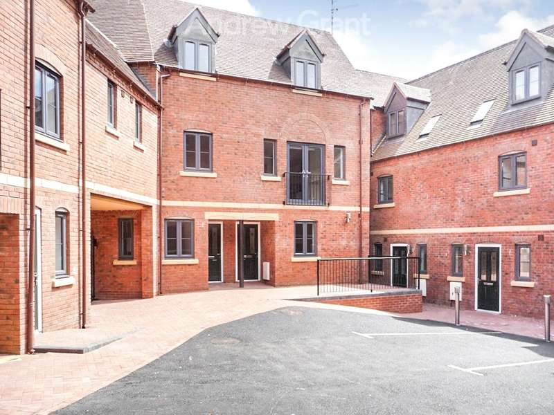 2 Bedrooms Town House for rent in Frederik Court, Infirmary Walk, Worcester, WR1