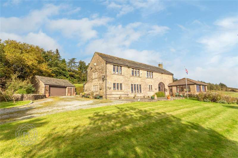 5 Bedrooms Detached House for sale in Coal Pit Road, Smithills, Bolton, BL1