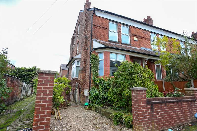 5 Bedrooms End Of Terrace House for sale in Beech Range, Levenshulme, Manchester, M19