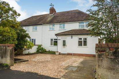 5 Bedrooms Semi Detached House for sale in Tobyfield Road, Bishops Cleeve, Cheltenham, Gloucestershire