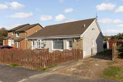 1 Bedroom Bungalow for sale in MacDonald Grove, Bellshill, North Lanarkshire