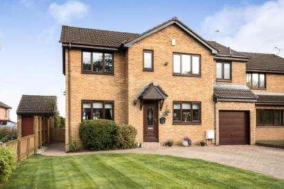 4 Bedrooms Detached House for sale in Inchmurrin Drive, Rutherglen