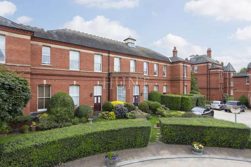 2 Bedrooms Apartment Flat for sale in Kensington House, Repton Park, Woodford Green, Essex