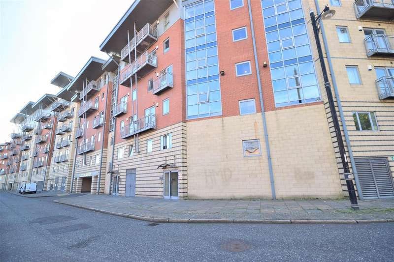 2 Bedrooms Flat for rent in River View, City Centre, Sunderland