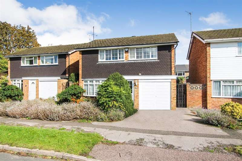 3 Bedrooms Detached House for sale in Hawkwell Drive, Tring