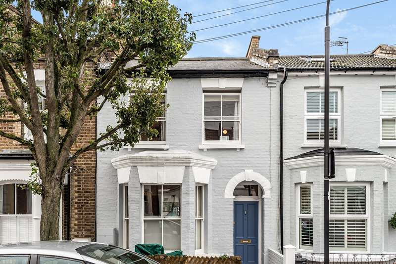 2 Bedrooms Terraced House for sale in Cobbold Road, London, W12
