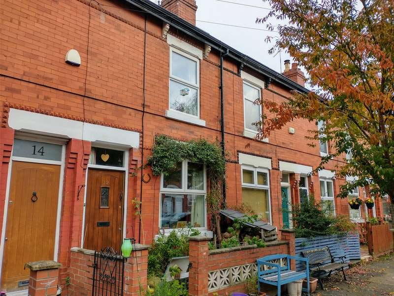 3 Bedrooms Terraced House for sale in Attercliffe Road, Manchester, Greater Manchester, M21