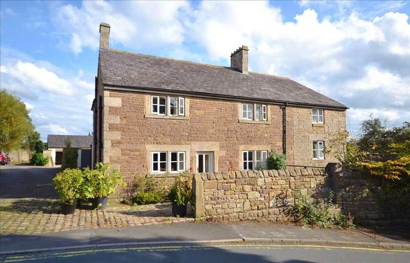 6 Bedrooms Detached House for sale in Dolphin Farm, Chorley Old Road, Whittle Le Woods