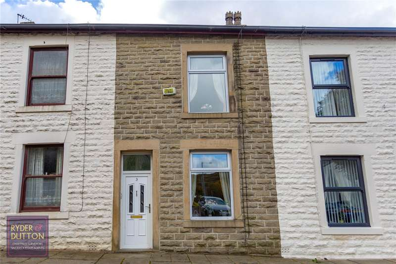 3 Bedrooms Terraced House for sale in Laund Street, Rawtenstall, Rossendale, BB4