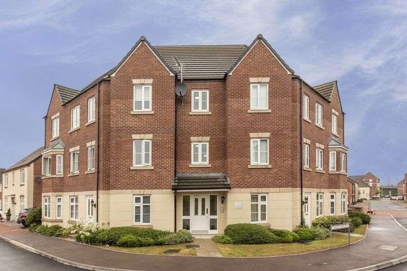 2 Bedrooms Property for sale in Lysaght Gardens, Newport